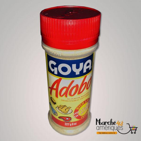 Adobo Con 1 3 De Pimienta Goya 227 G