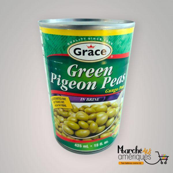 Arvejas Verdes Lista Para Comer Grace 425 Ml