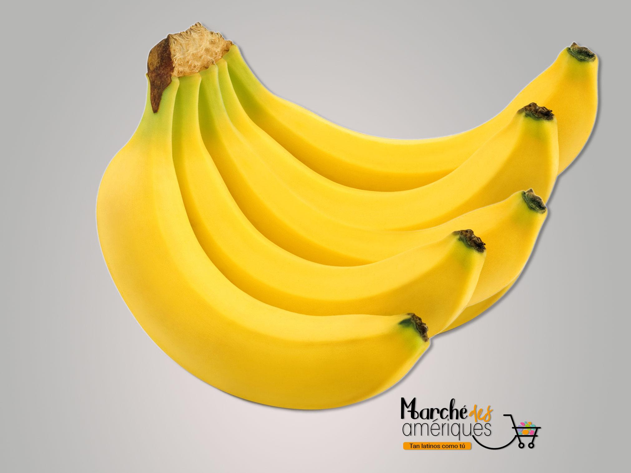 Bananos - Marché des Amériques - Código de Barras