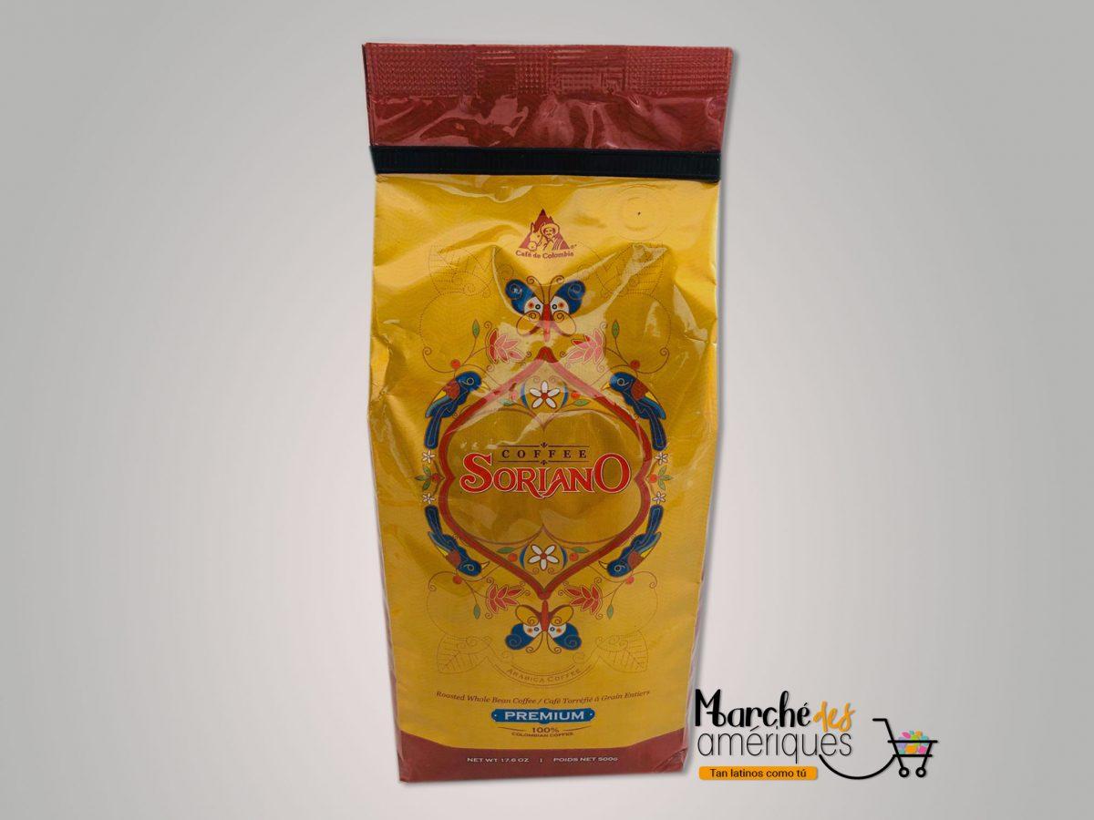 Cafe Premium Soriano 500 G