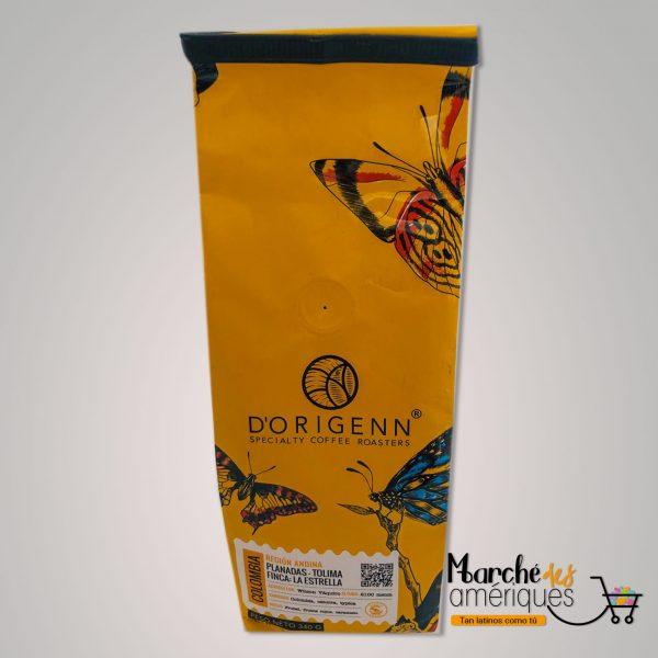 Cafe Tostado D Origenn 340 G