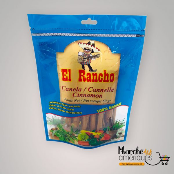 Canela El Rancho 60 G
