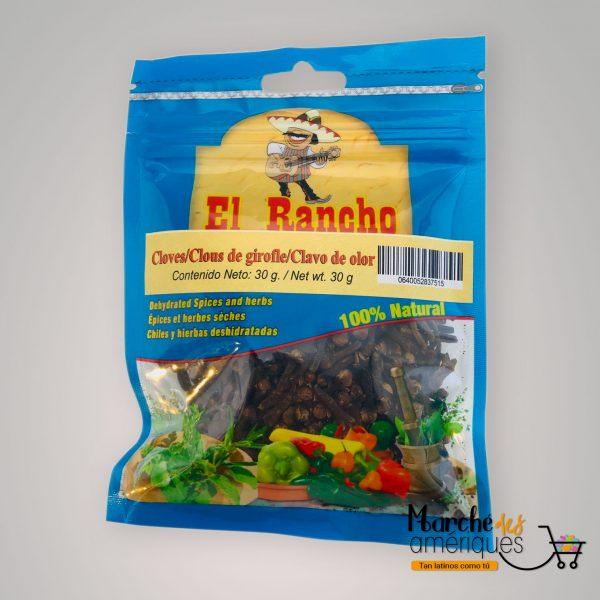 Clavos De Olor El Rancho 30 G