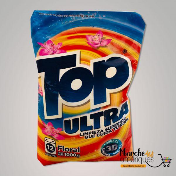 Detergente En Polvo Top Ultra 1000 G