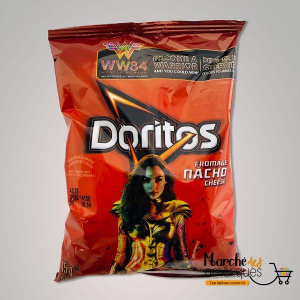 Doritos Nacho Queso Frito Lay 45 G