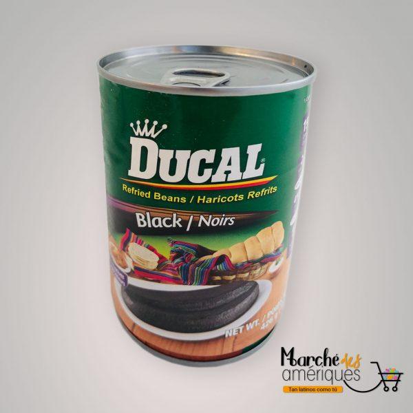 Frijoles Negros Refritos Ducal 426 G