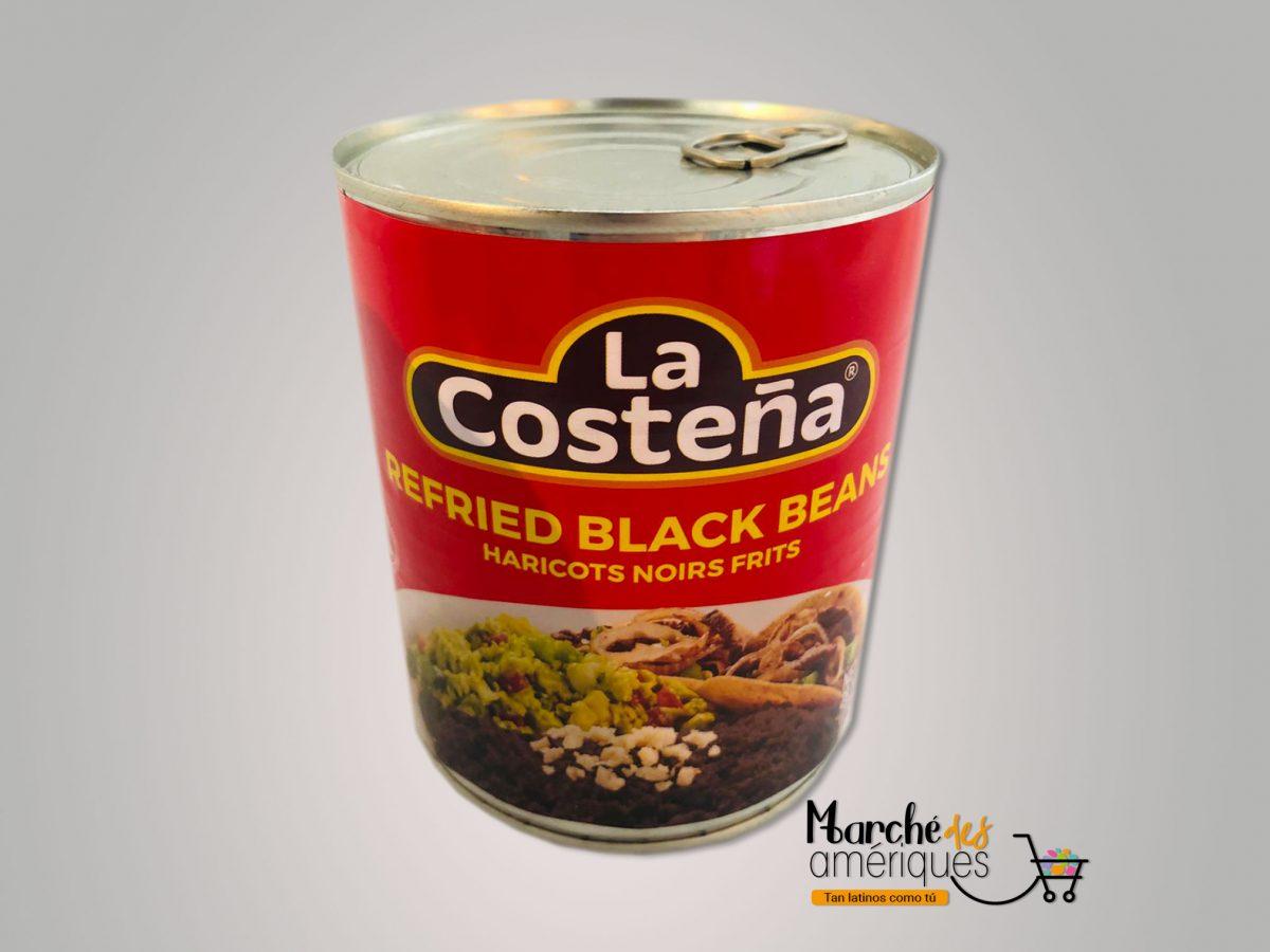Frijoles Negros Refritos La Costena 772 Ml