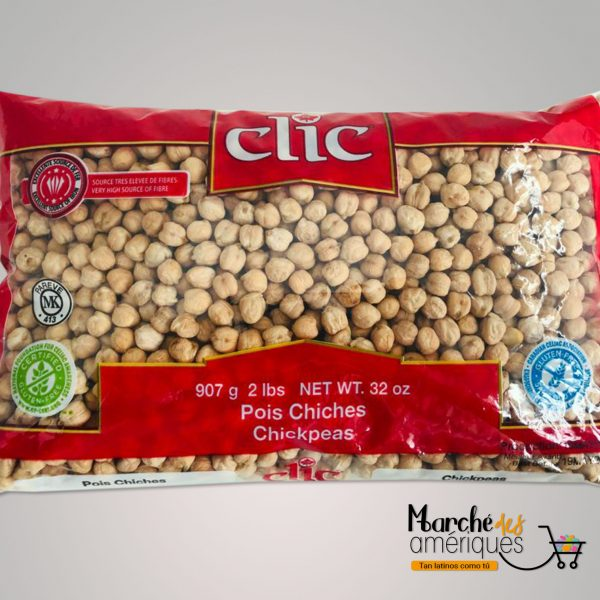 Garbanzos Clic 2 Lb