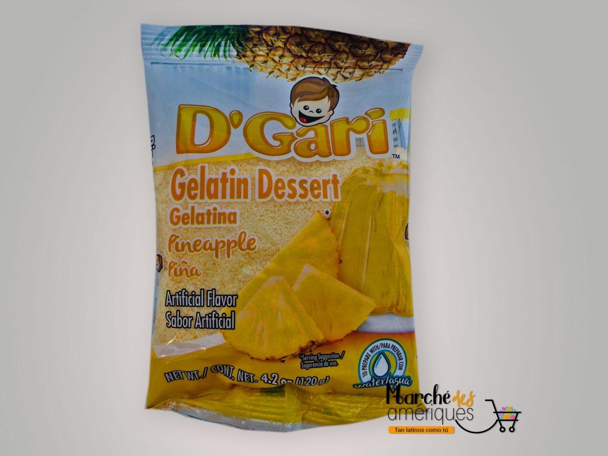 Gelatina De Pina D Gari 120 G