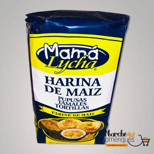 Harina De Maiz Mama Lycha 1000 G