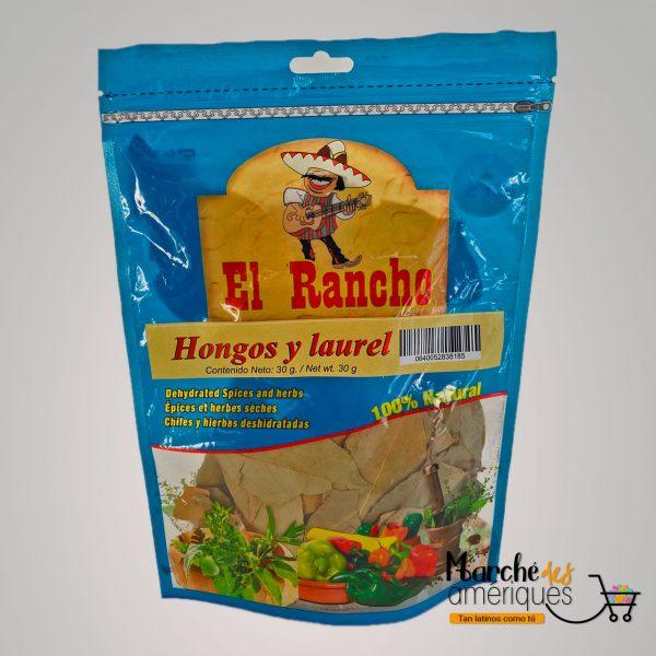 Hongos Y Laurel El Rancho 30 G