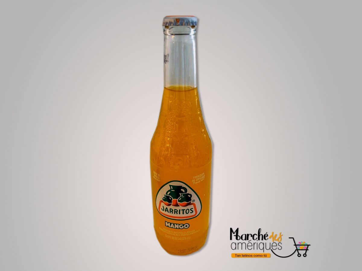 Jarritos Mango 370 Ml