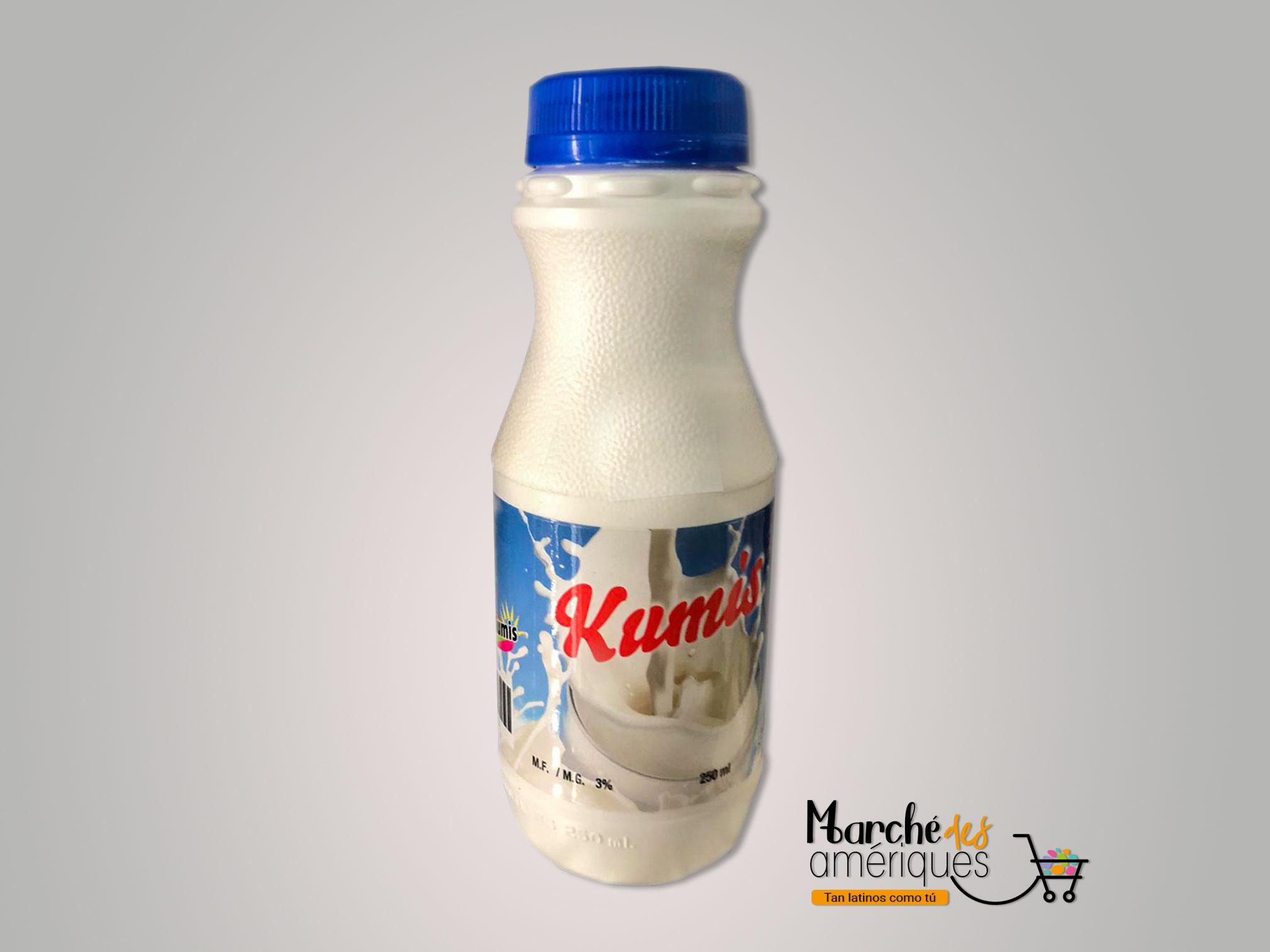 Kumis - Marché des Amériques - Código de Barras