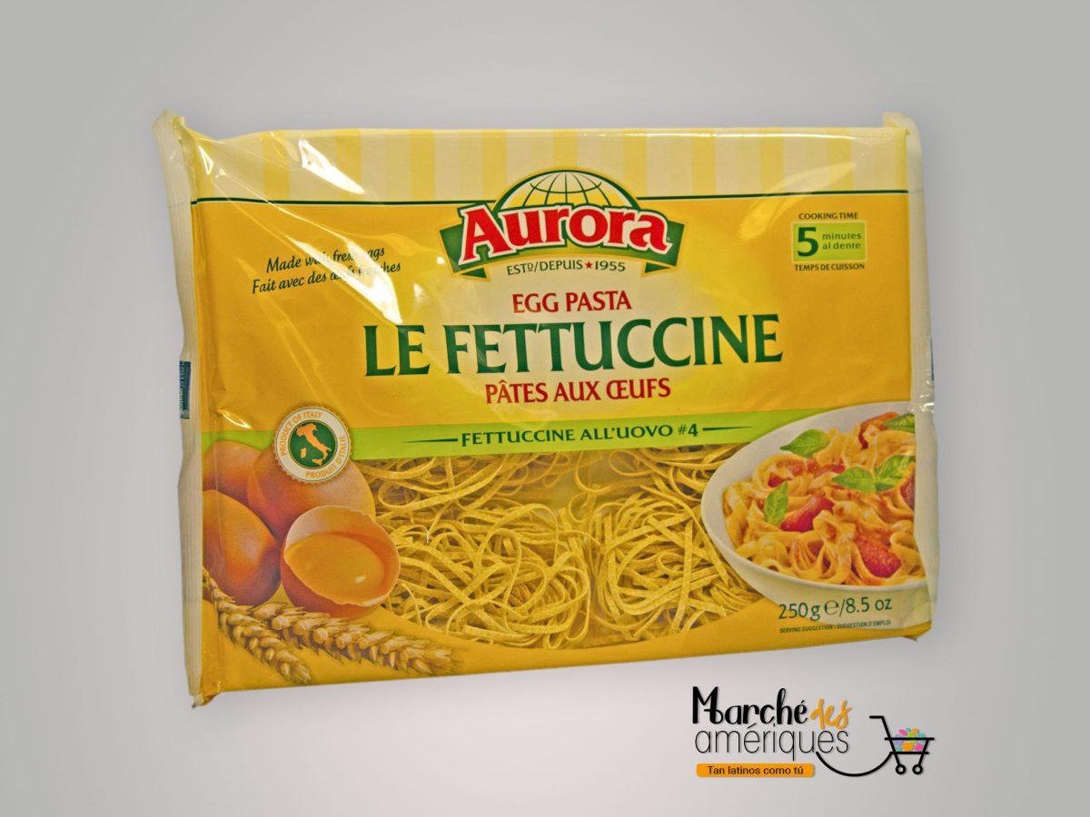 Le Fettuccine Pasta De Huevo Aurora 250 G