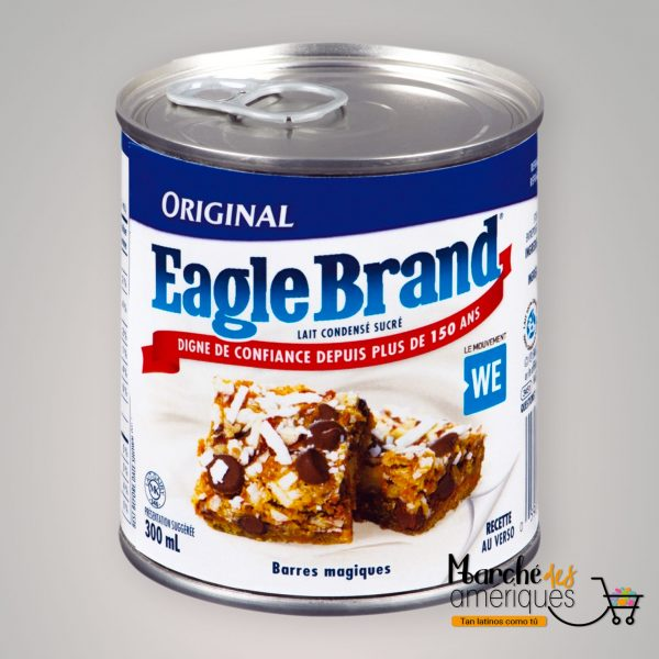 Leche Condensada Azucarada Eagle Brand 300 Ml