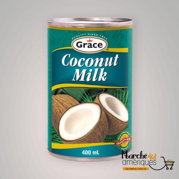 Leche De Coco Grace 400 Ml