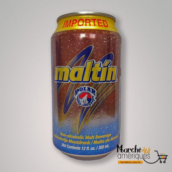 Maltin Lata Polar 355 Ml