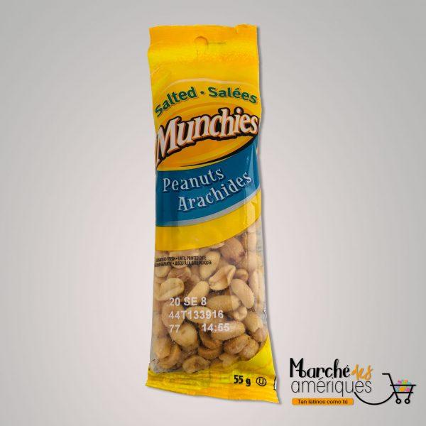 Mani Salado Munchies 55 G