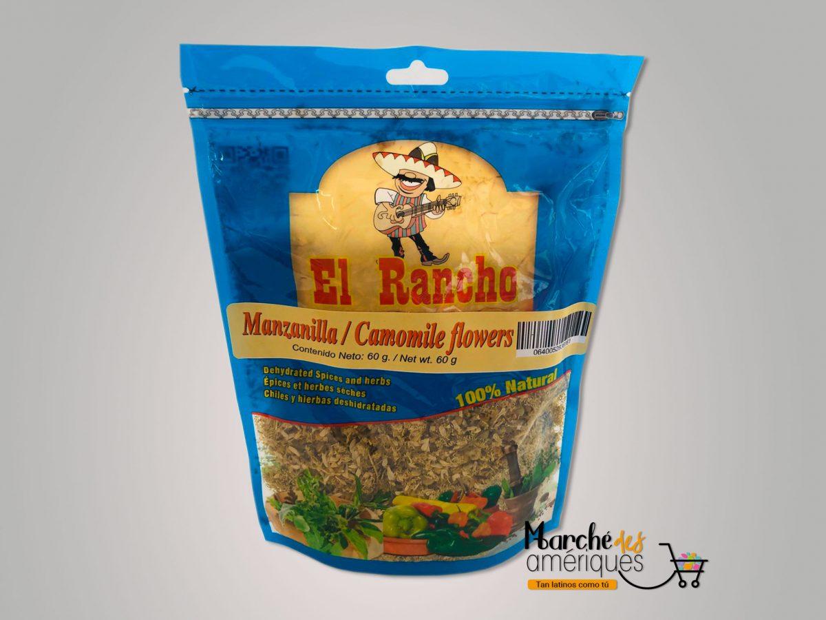 Manzanilla El Rancho 60 G