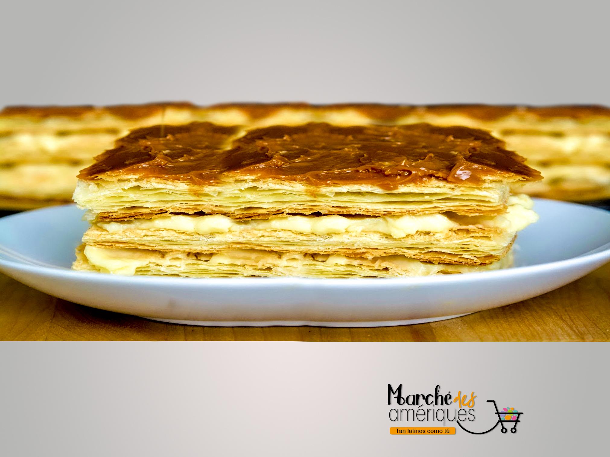 Milhojas de Arequipe - Marché des Amériques - Código de Barras