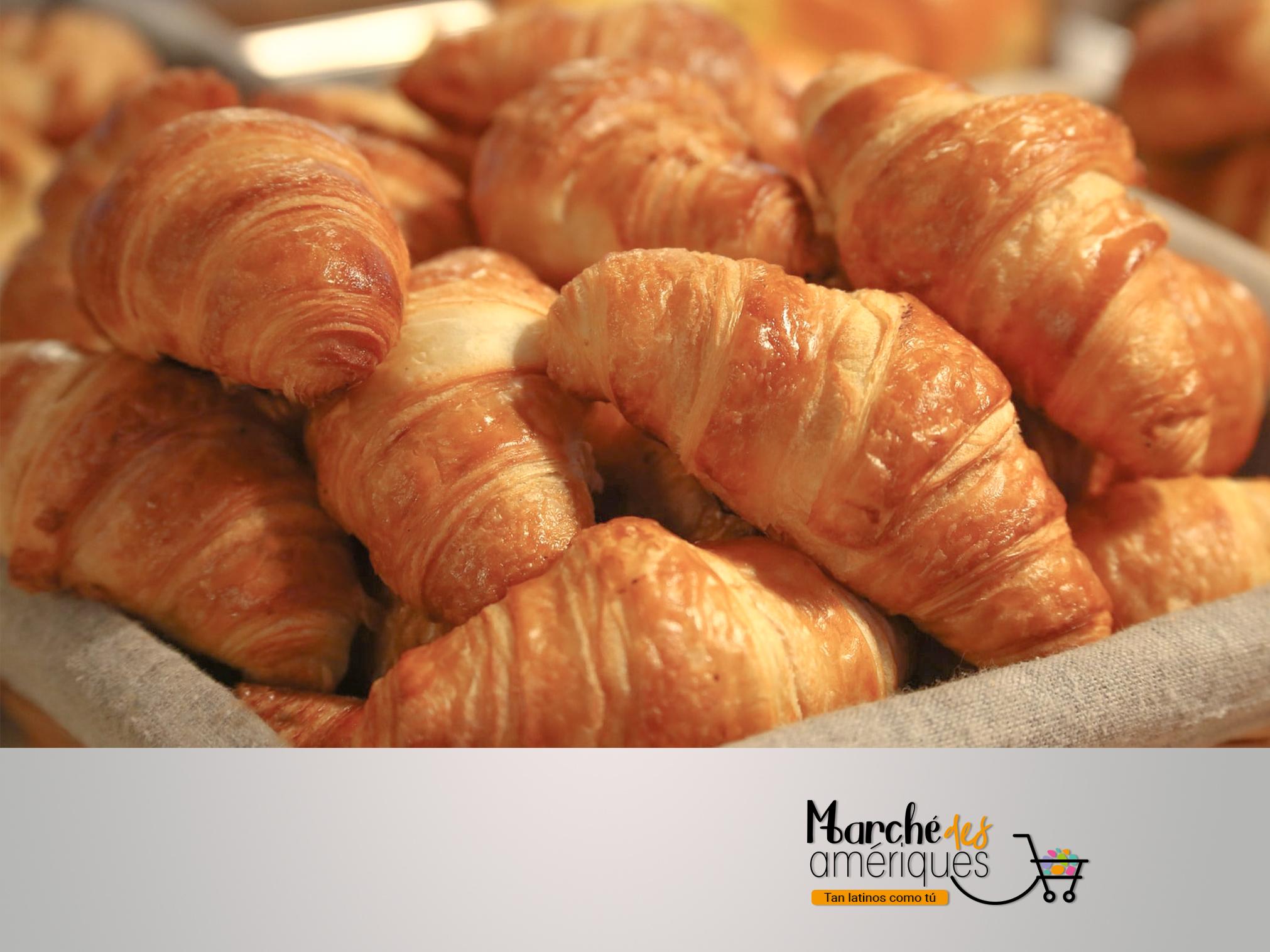Pan Croissant - Marché des Amériques - Código de Barras