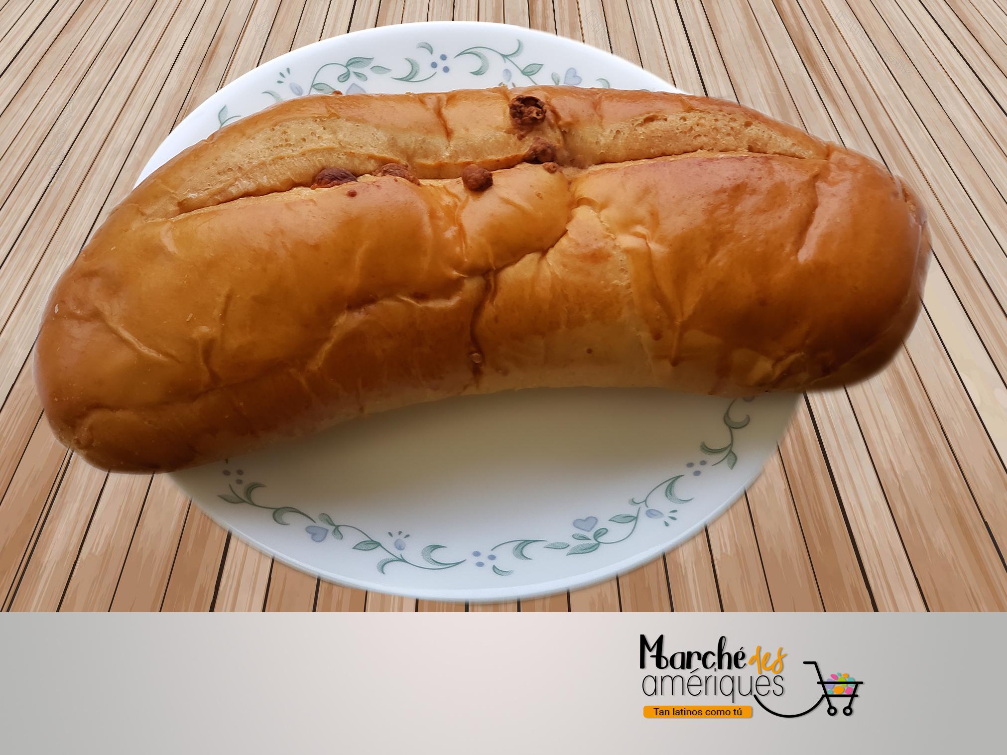 Pan de Queso Colombiano - Marché des Amériques - Código de Barras