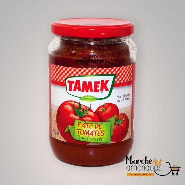 Pasta De Tomate Tamek 720 Ml