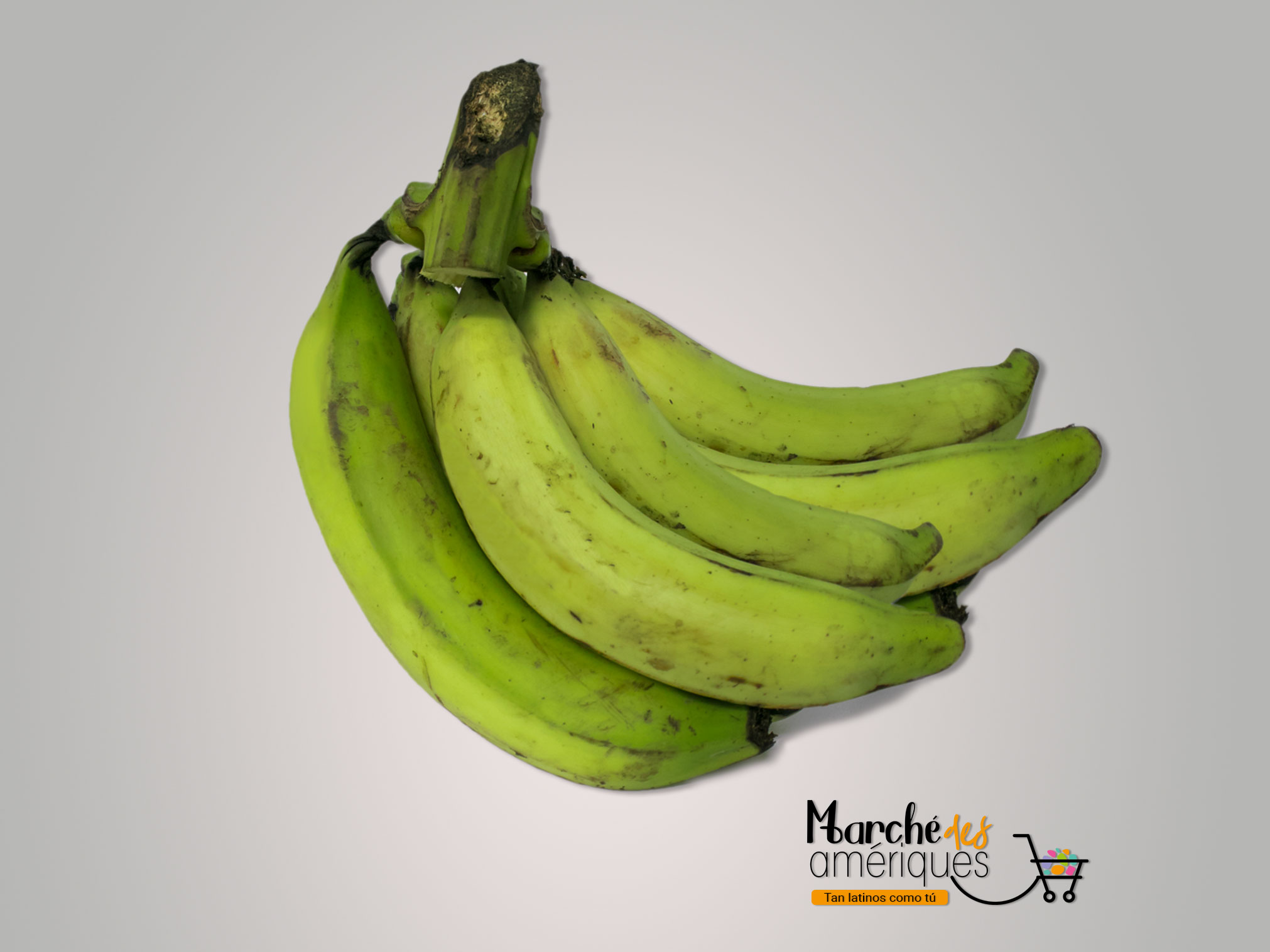 Plátano - Marché des Amériques - Código de Barras