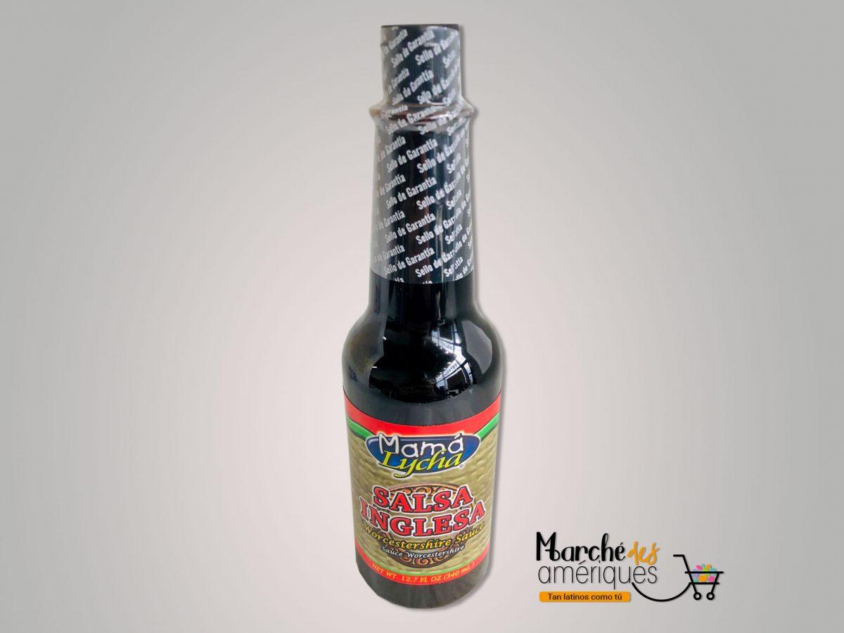 Salsa Inglesa Mama Lycha 340 Ml