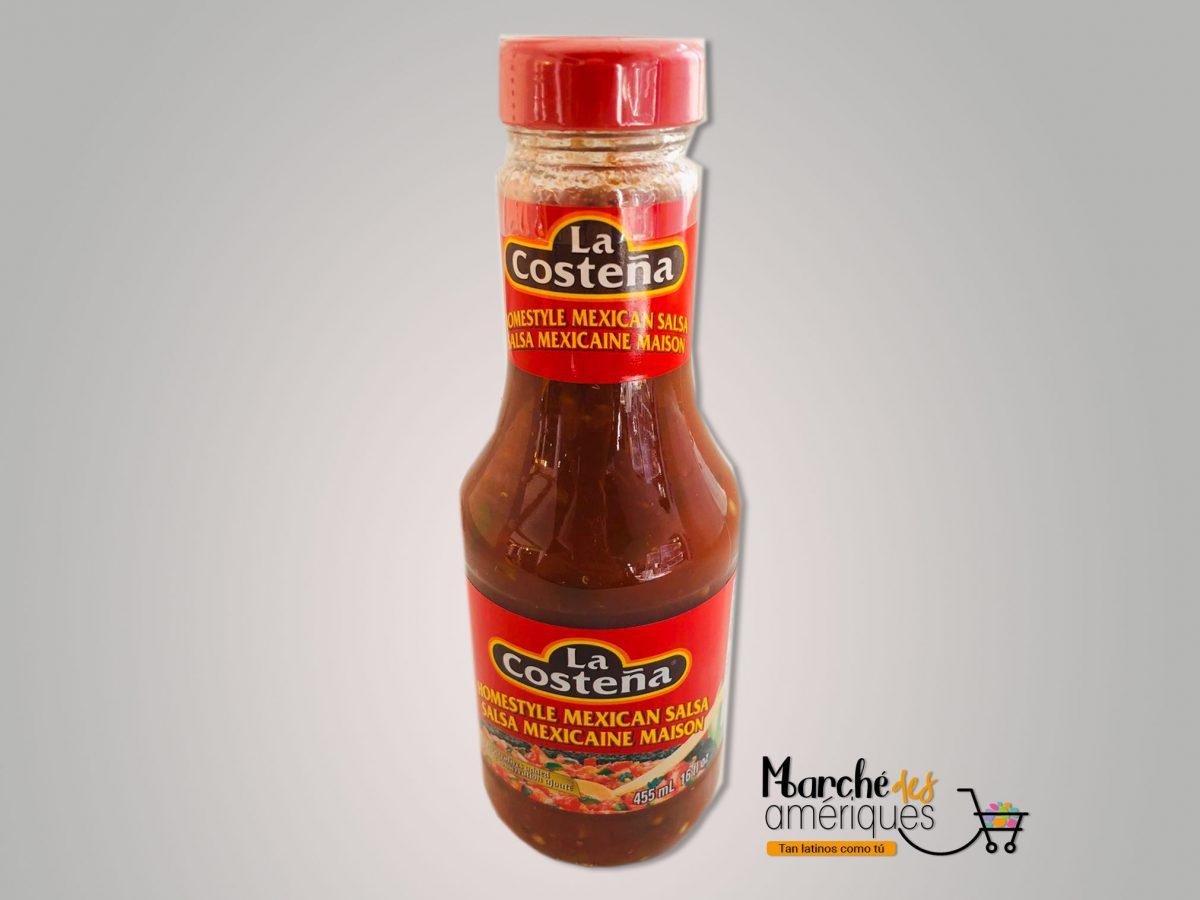 Salsa Mexicana Casa La Costena 455 Ml