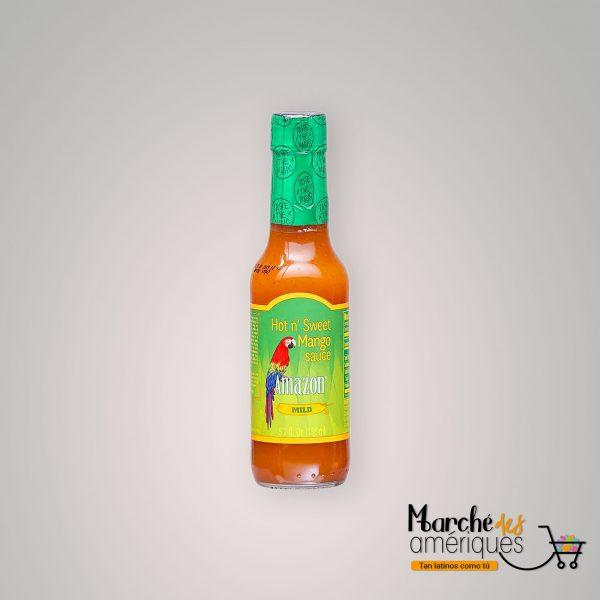 Salsa Picante De Mango Amazon 155 Ml