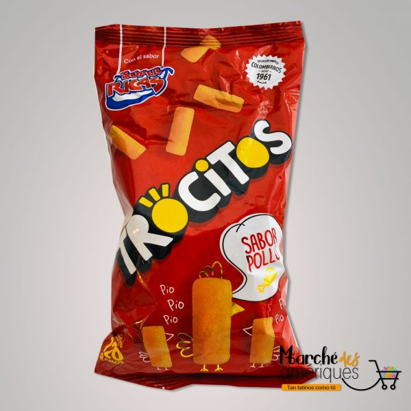 Trocitos Super Ricas 120 G