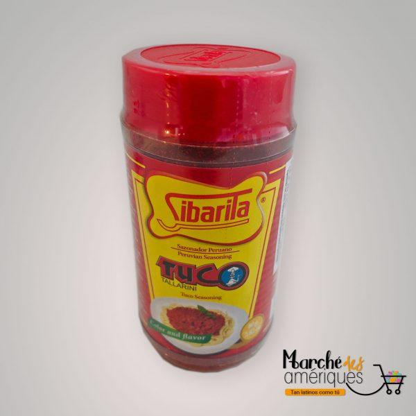 Tuco Tallarini Sazonador Peruano Sibarita 80 G