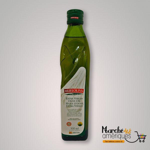 Aceite Extra Oliva Mueloliva 500 Ml