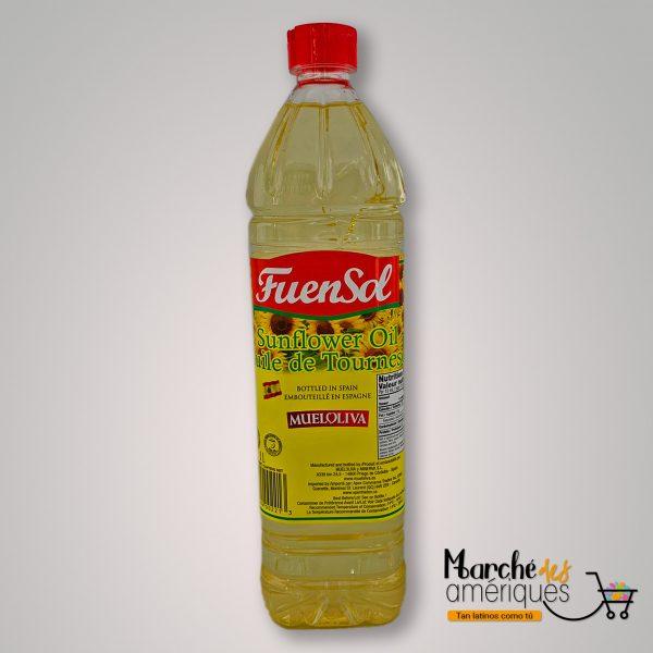 Aceite Oliva Fuentesol 1 L