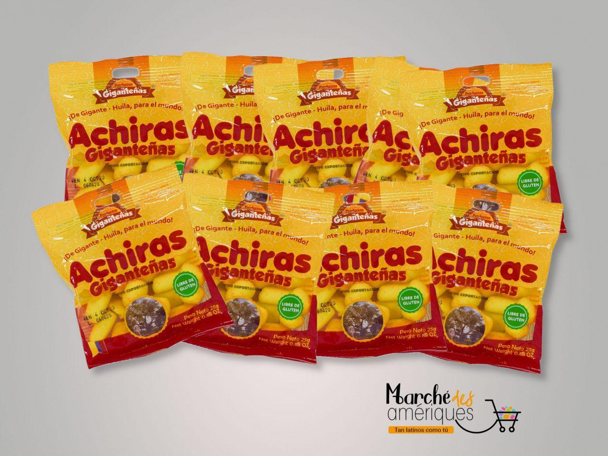 Achiras Mix Gigantenas 240 G