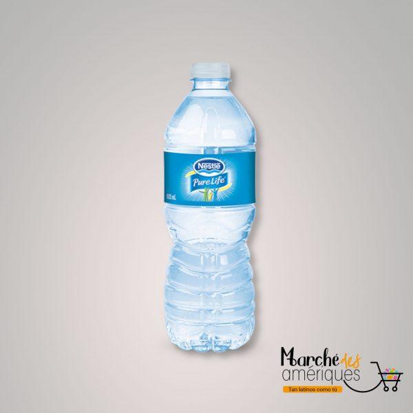 Agua Natural De Manantial Nestle 500 Ml