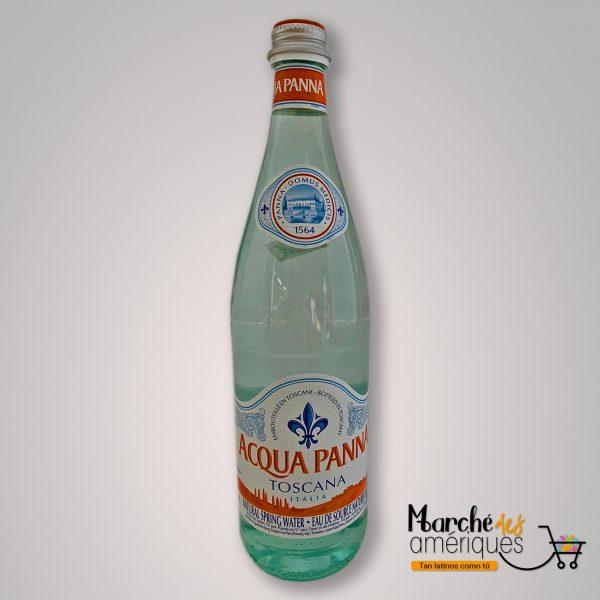 Agua Toscana Italia Acqua Panna 750 Ml