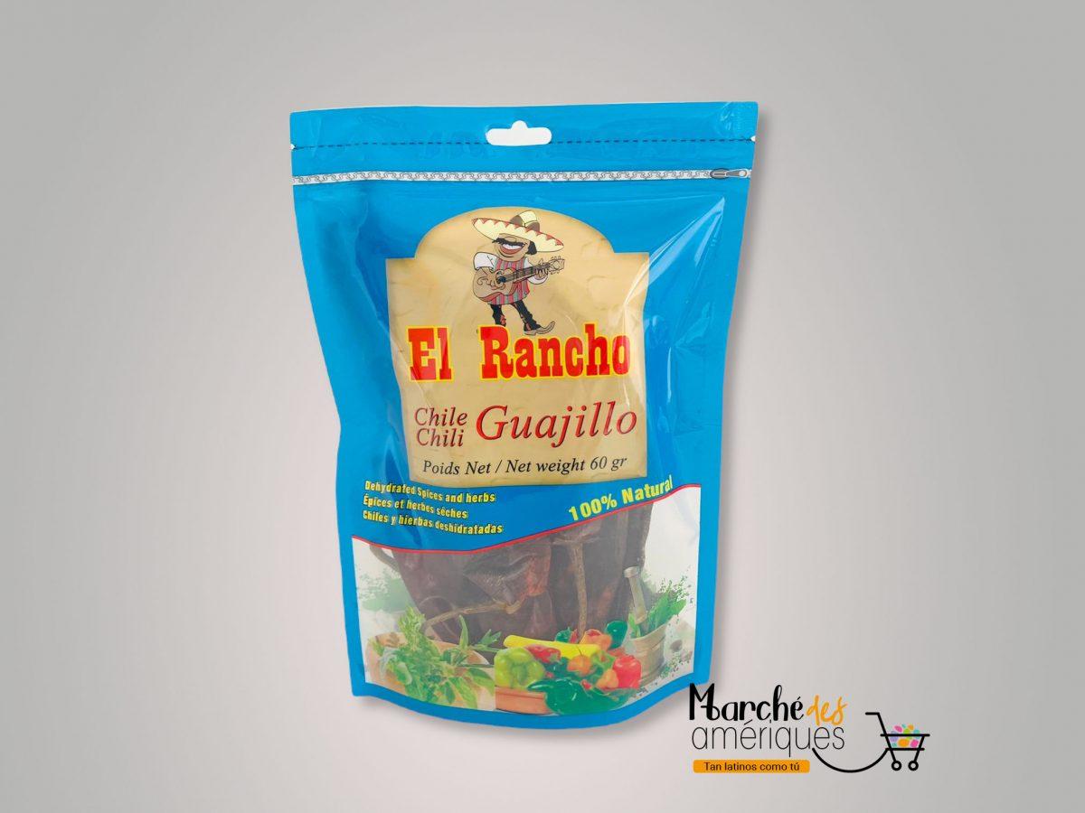 Aji Guajillo El Rancho 60 G