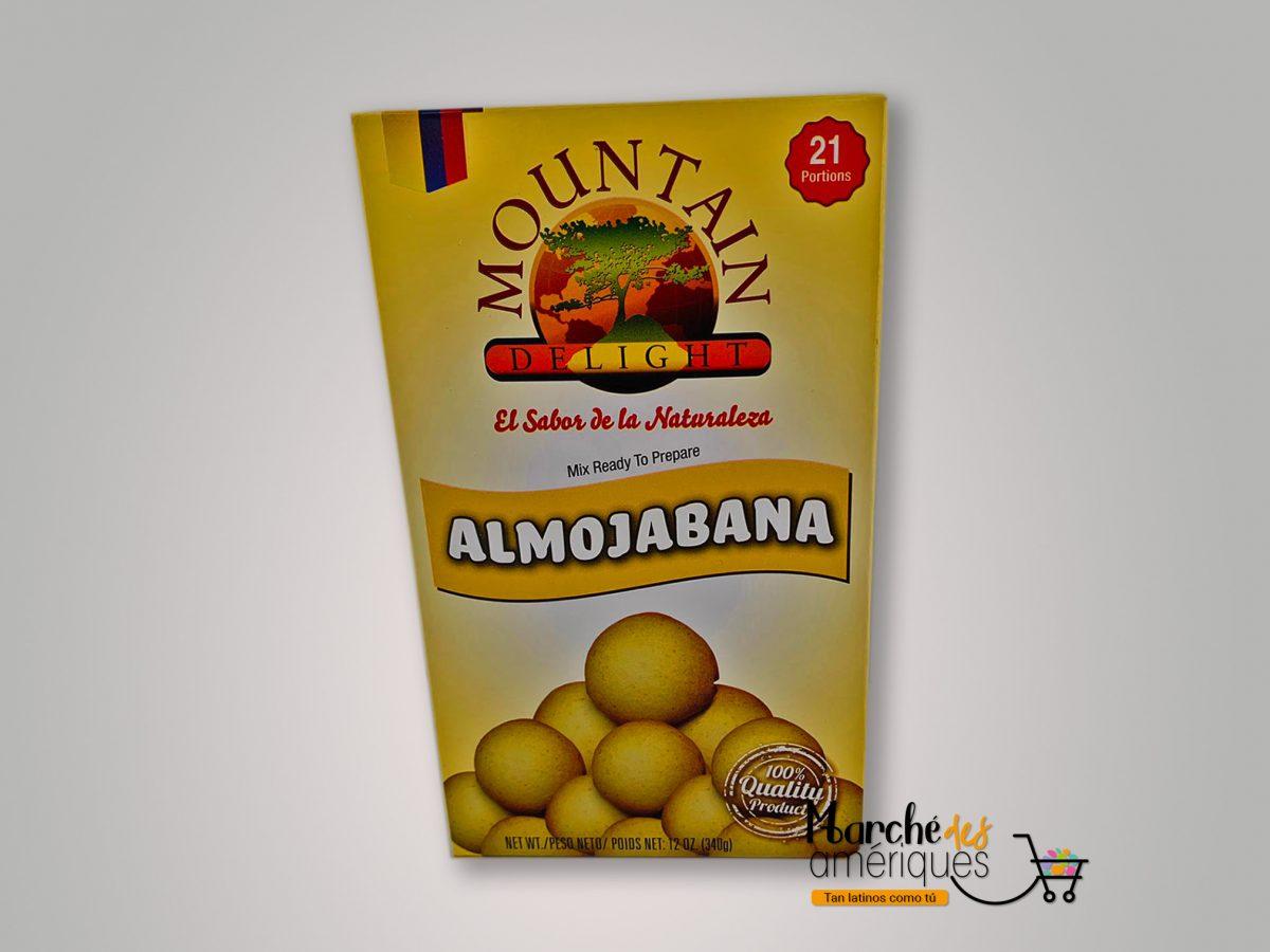 Almojabana Mezcla Lista Mountain Delight 340 G