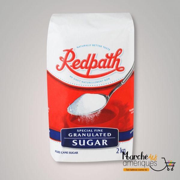 Azucar Fina Blanco Redpath 2 Kg