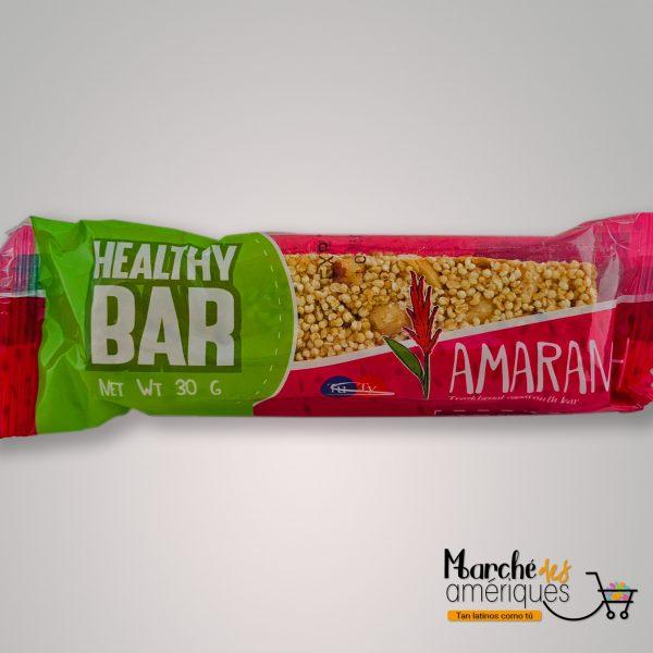 Barra De Amaranto Y Cereal Tuty 30 G