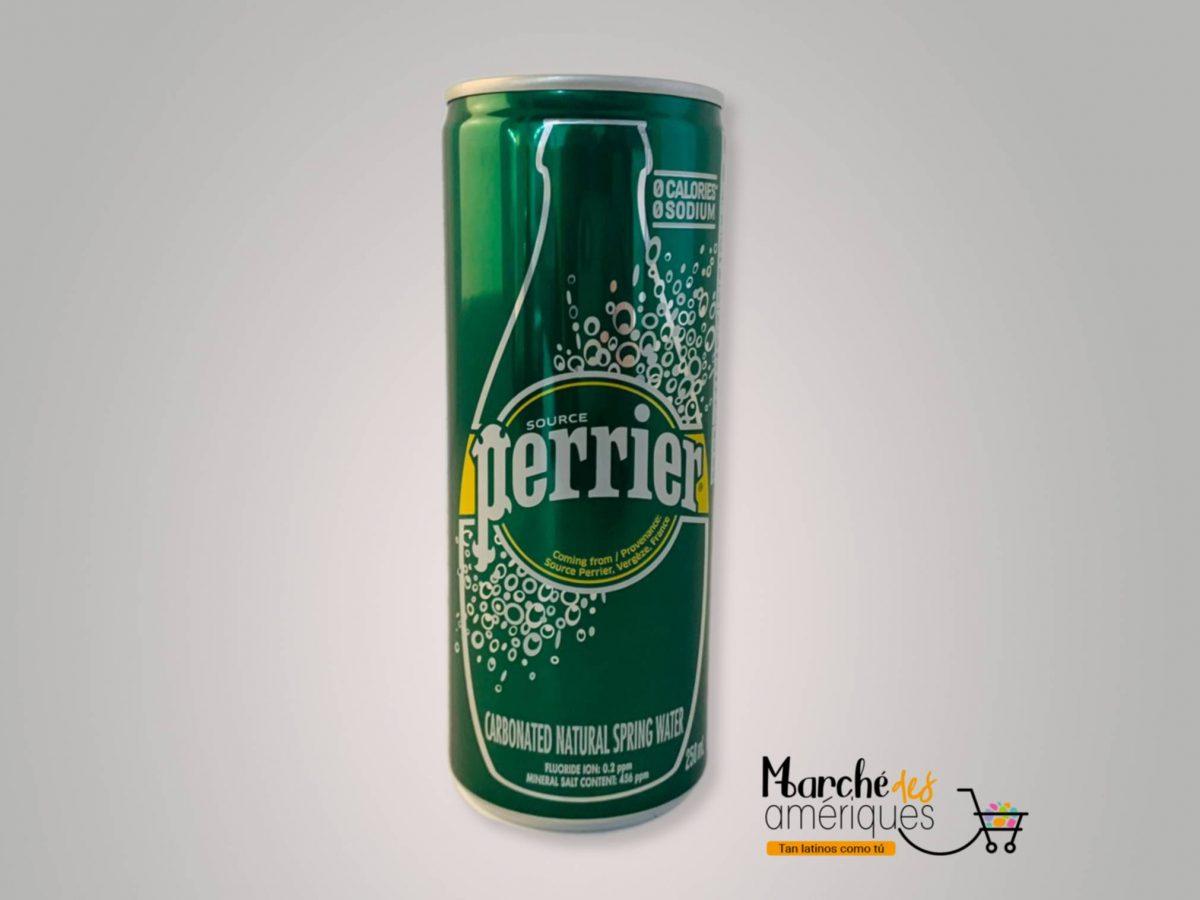 Bebida Carbonatada Perrier 250 Ml