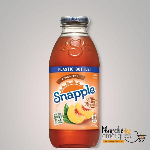 Bebida De Durazno Snapple 473 Ml