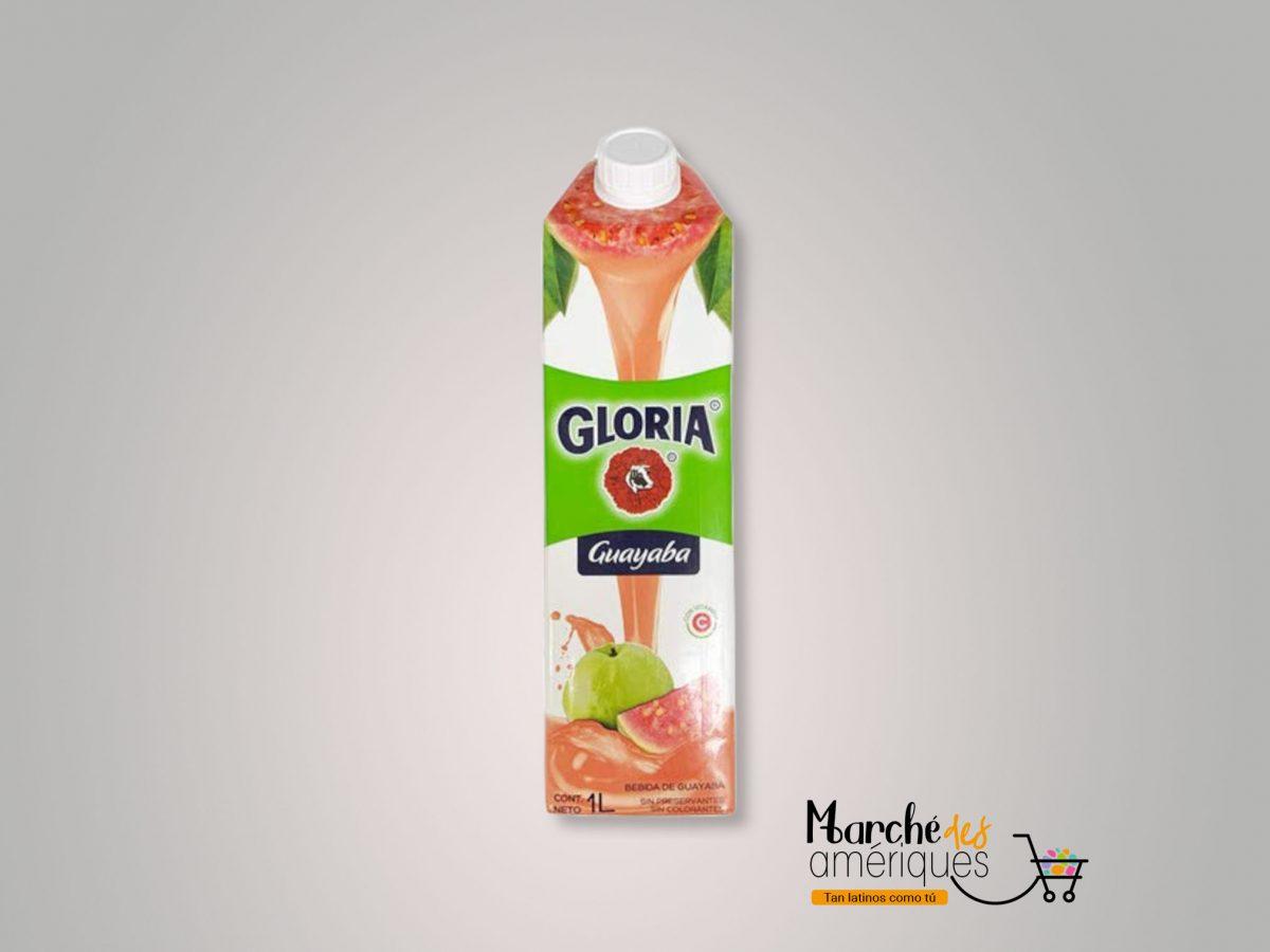 Bebida De Guayaba Gloria 1l