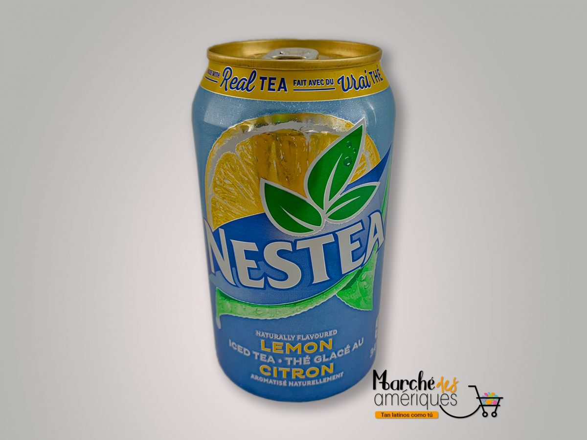 Bebida De Limon Nestea 341 Ml
