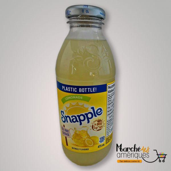 Bebida De Limonada Snapple 473 Ml