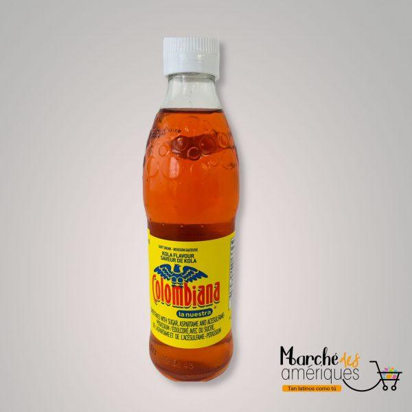 Bebida Gaseosa Colombiana En Botella Postobon 354 Ml