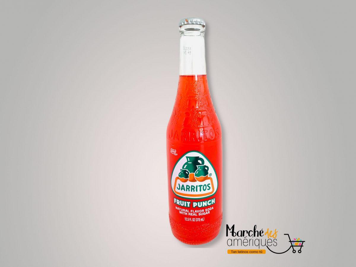 Bebida Gaseosa De Tutifruti Jarritos 370 Ml