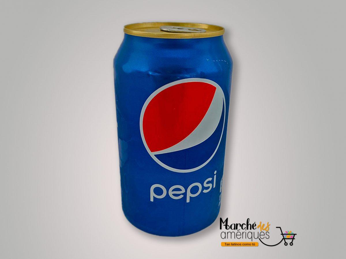Bebida Gaseosa En Lata Pepsi 355 Ml